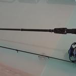 "[VIC] Jarvis Walker Rovex Accord 6'6"" Fishing Rod Reel Combo $10 (was $99.99) @ Anaconda Box Hill Sth"