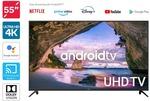 """Kogan 55"""" Smart HDR 4K UHD LED TV Android TV + Delivery $529 (WAS $699.99) @ Kogan"""