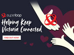 [VIC] 6 Weeks Free 100/20 Unlimited nbn @ Superloop Save $124.55