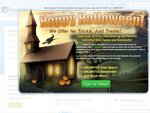 One-Year Hosting Plan + Free Domain Registration for $9.24! (Halloween Sale)