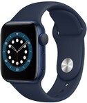 Apple Watch Series 6 40mm GPS $599, 44mm GPS $649 + Delivery ($569.05/ $616.55 with 5% off eGift Cards from Cashrewards) @ Big W