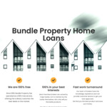 $500 - $4000 VISA Gift Card for CBA 4 Year Owner Occupied Fixed Rate @ Bundle Property