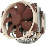 Noctua NH-D15 SSO2 D-Type Premium CPU Cooler, NF-A15 X 2 PWM Fans $109.99 + $9 Delivery @ Newegg