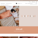 15% off Almost Everything at The Sheet Society