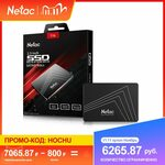Netac N530S 500GB SATA III SSD US$42.44 (~A$58.45) Delivered @ Netac Official Store AliExpress
