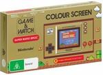 Nintendo Game & Watch: Super Mario Bros $79.95 + Delivery @ EB Games