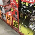 [VIC] Ozito PXC 18V Chainsaw Kit + Sharpener $159 @ Bunnings Broadmeadows