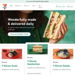 7-Eleven App Offers: $8 Sandwich & 600ml Drink & Choc Bar, $1 Oreo Mini Cup, 2 for $2 Mentos Roll
