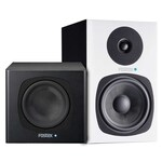 Fostex PM0.5d Active Speaker System (White) + PM-Submini Subwoofer $199 (Was $838) + Post ($0 with mVIP) @ Mwave (Online Only)