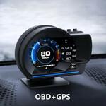 Smart Car OBD2 GPS Gauge HUD Head-up Digital Display Speedo $97.95 + Postage (Was $149) @ Shopping Square