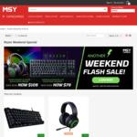 Razer Blackwidow Lite (Orange Switch) $79, Razer Kraken Ultimate Chroma Headset $109 + $0.99 Delivery @ MSY
