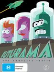 Futurama Complete Series Box Set DVD (27 Discs) $32.99 + Delivery ($0 with Prime/ $39 Spend) @ Amazon AU
