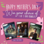Win 1 of 3 DVD Packs Worth Up to $91.97 from Roadshow