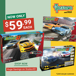 Scalextric 1:43 Slot Car Sets $59.99 + Delivery @ Hobbyco