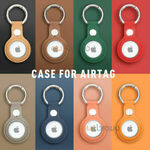 [Afterpay] Unbranded Leather Case for Apple Airtag, Various Colours $0 Delivered @ Au Bravo eBay