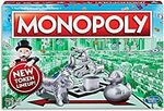 Monopoly Classic Board Game $12.06, Australia Edition $12.72 (Sold Out) + Delivery ($0 with Prime / $39 Spend) @ Amazon AU