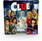 [Prime] Cluedo/Clue - The Ghost of Mrs White $11.93 Shipped @ Amazon US via AU