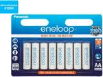 Panasonic Eneloop Rechargeable AAA Batteries 4 Pack $9.80/ AA 8 Pack $23.80 + Delivery (Free with Club Catch) @ Catch