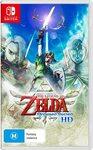 [Preorder, Switch] The Legend of Zelda: Skyward Sword HD $68 Delivered @ Amazon AU