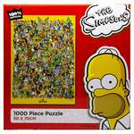 The Simpsons - Extended Cast 1000-Piece Puzzle $9 (Was $25) C&C (OOS for $5.95 Delivery) @ Zing