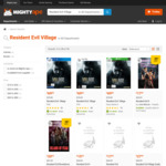 [PS4, PS5, XSX] Resident Evil: Village $69 + Delivery @ Mighty Ape