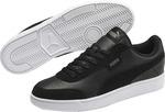 Puma Men's Court Legend Lo Sneakers Black Shoes Size US 10, 10.5, 12 $40 (RRP $100) + $7.95 Delivery @ Express Shopper
