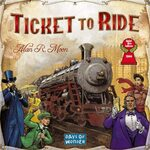 Ticket to Ride Board Game $36.76 + Delivery ($0 with Prime/ $39 Spend) @ Amazon AU