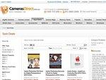 CamerasDirect.com.au EOFY Sale and Spot Deals Coupon Extra 12.5% off