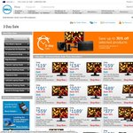 Sale at Dell Australia (Monitors, Projectors, Printers and Accessories) till 6th December