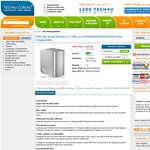 WD 2TB My Book Studio 2 Ext Hard Drive FW400/800/eSATA/USB2 for Mac $79+Delivery (~$9) @ Tech4u