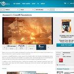 [uPlay]  Assassin's Creed Revelations - $4.49 via Ubisoft Store