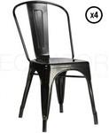 Replica Xavier Pauchard Tolix Chairs $369 for 4 ($92.25 Each) Save $107