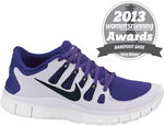Nike Ladies Free 5.0+ Shoes $102.39 Delivered
