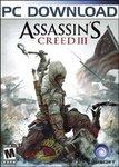 [STEAM] Assassin's Creed III $5.00USD / Black Flag $25.16USD