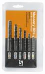Sutton 6pce Masonry Drill Bit Set - $15.85 @ Bunnings (Jandakot WA)