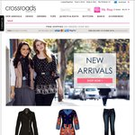 40% OFF All The Latest FASHION STYLES and ACCESSORIES Sizes 8 to 22 @ Crossroads