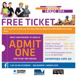 Melbourne Career Expo 2014 - Free Entry