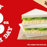 $2 Sandwiches at 7 Eleven on Wednesdays
