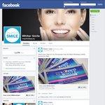 FREE Crest Whitestrips Teeth Whitening Sample (Facebook Like Required @ Whiter Smile)