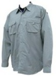 $5 Long Sleeve Green Fishing Shirt from BCF (L & XL Only- Click & Collect Free or Postage Extra)