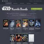 Star Wars Humble Bundle (Steam Keys)