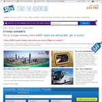 One-Way Flights to Europe from $699 (Student/Youth/Teacher Only) - STA Travel
