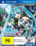 Hatsune Miku Project Diva F 2nd for PS Vita $28 Brand New + P/H @ EB Games