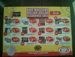 12x 400g Heinz Big 'n' Chunky Meals $3 + Other Deals @ NQR