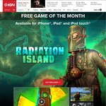 FREE Game of The Month: Radiation Island for iOS @ IGN