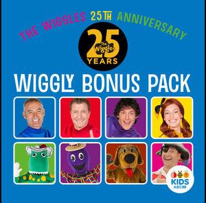 Free: The Wiggles 25th Anniversary Wiggly Bonus Pack - OzBargain