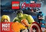 [PC Steam Game Key] Lego Marvel's Avengers - €8.72 (~AU $14.77) @ G2PLAY