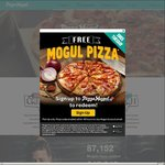 Free Pizza Mogul Pizza (Pickup) for New Pizza Mogul Members @ Domino's (At Selected Stores)