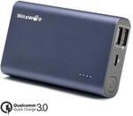 BlitzWolf BW-P3 10000mAh 18W QC3.0 Dual USB Port Power Bank - US$19.99 (~AU$26.59) @ Banggood.com