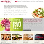 [NSW/VIC/QLD] Free Vapiano Pizza or Pasta (up to $17) Every Time Australia Wins a Gold Medal at The Rio Olympics